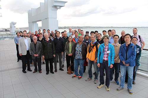 VLBI Technology workshop group photo